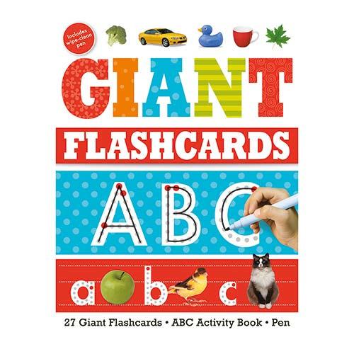 Giant Flashcards – ABC