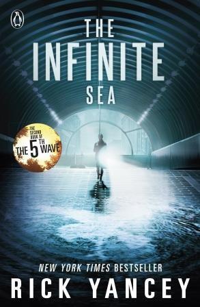 The 5th Wave: The Infinite Sea (book 2) (Rick Yancey)
