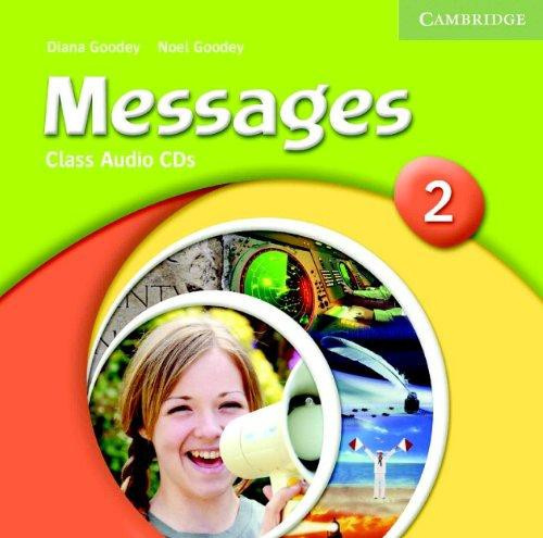 Messages Level2 Class Audio CDs (2)