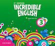 Incredible English 3 Class Audio Cds (3 Discs)