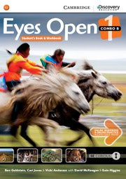 Eyes Open Level1B Combo with Online Workbook and Onine Resources