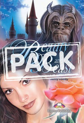 Beauty And The Beast Set (with Activity & Cd)