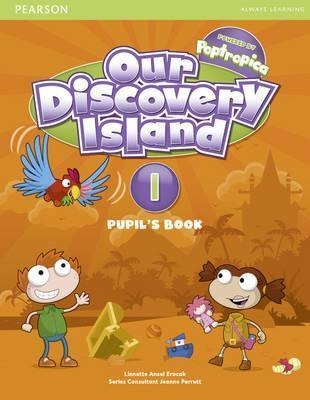 Our Discovery Island Level 1 Leerlingenboek (Pupil's Book)