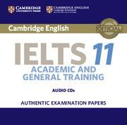 Cambridge IELTS 11 Academic Audio CDs (2)