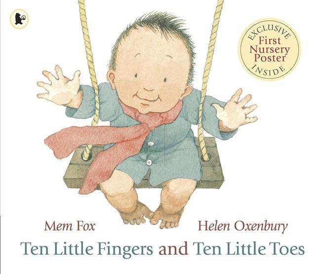 Ten Little Fingers And Ten Little Toes (Mem Fox, Helen Oxenbury)