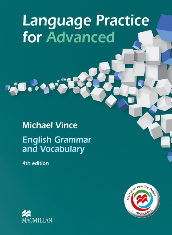Language Practice Series Advanced 4th edition Student's Book and extra practice without key Pack
