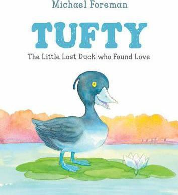 Tufty (Michael Foreman) Paperback / softback