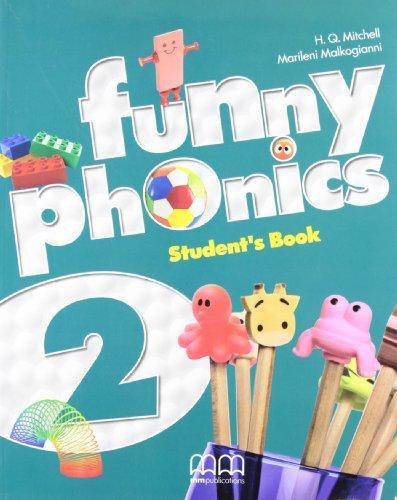 Funny Phonics 2 Students Book