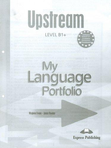 Upstream Level B1+ My Language Portfolio