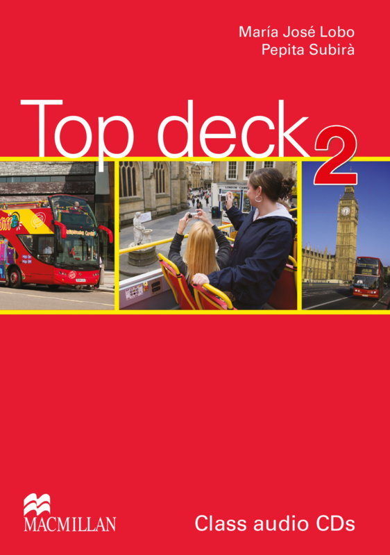 Top Deck Level 2 Class Audio CD (3)