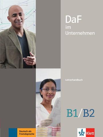 DaF im Unternehmen B1-B2 Lerarenboek