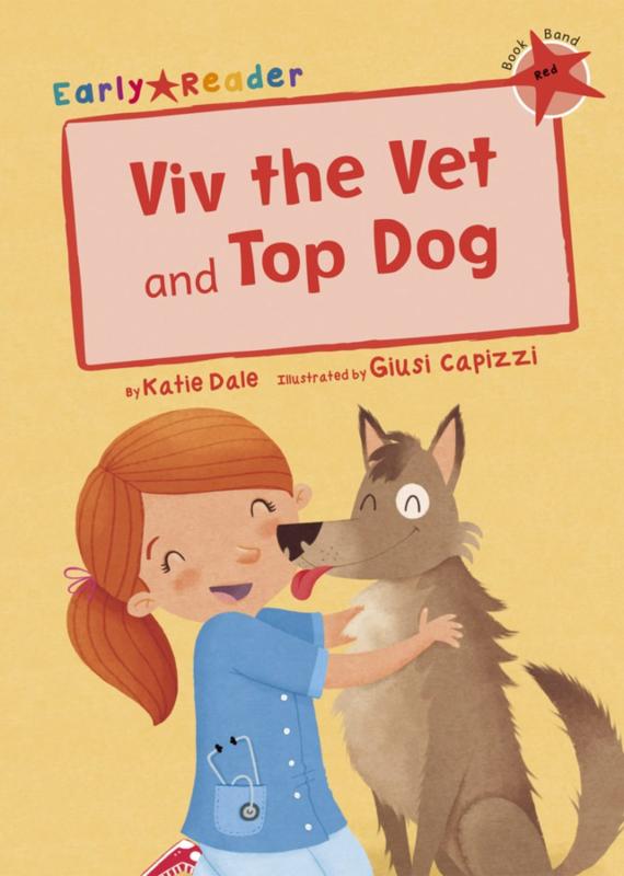 Viv the Vet and Top Dog