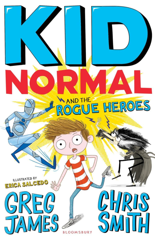Kid Normal and the Rogue Heroes