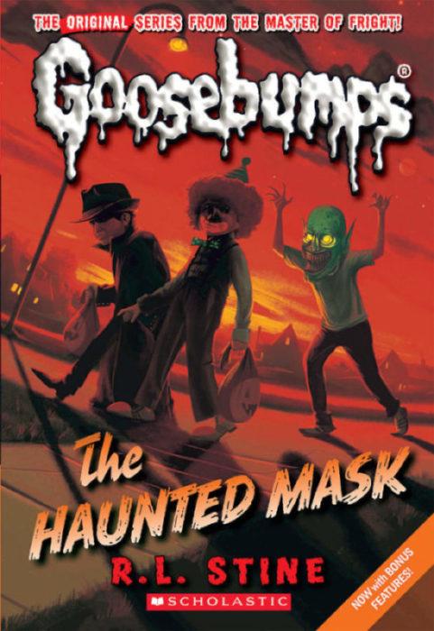 Classic Goosebumps #04: The Haunted Mask