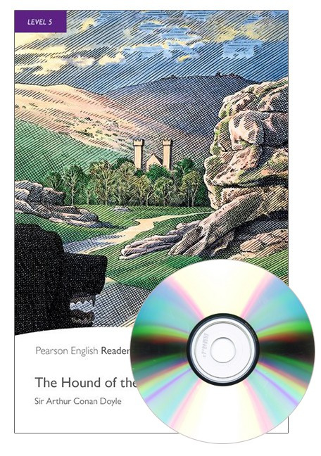 The Hound of the Baskervilles Book & CD Pack