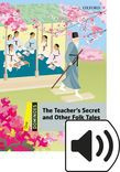 Dominoes One The Teacher's Secret And Other Folk Tales Audio
