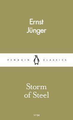 Storm Of Steel (Ernst Junger)