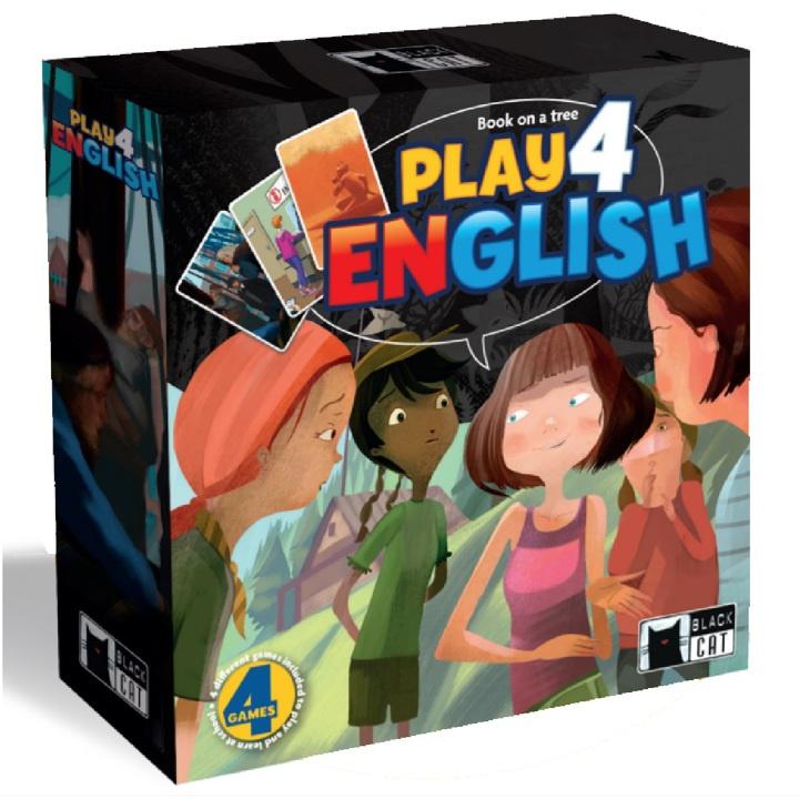 Play 4 English