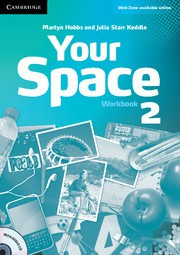 Your Space Level2 Workbook with Audio CD