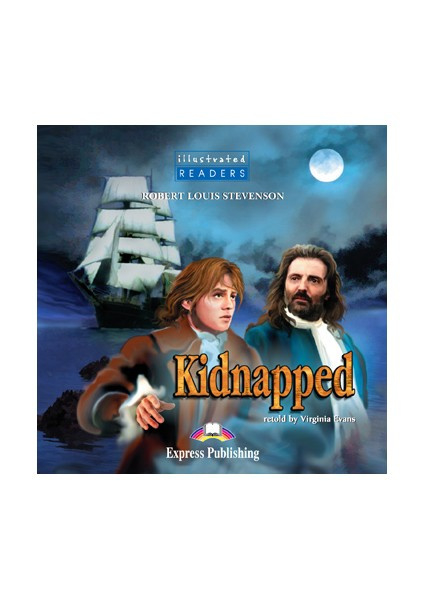 Kidnapped Audio Cd