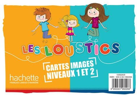 Les Loustics niveaux 1 et 2 - Cartes images