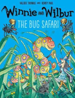 Winnie and Wilbur Bug Safari