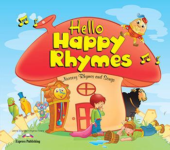 HELLO HAPPY RHYMES BIG STORY BOOK(INTERNATIONAL)