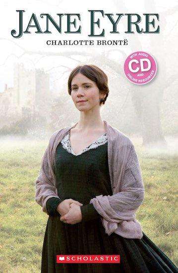 Jane Eyre + audio-cd