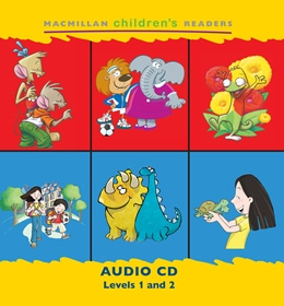 Macmillan Children's Readers Audio CD1 Levels 1 and 2