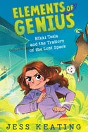 Nikki Tesla and the Traitors of the Lost Spark ( Elements of Genius #3 )