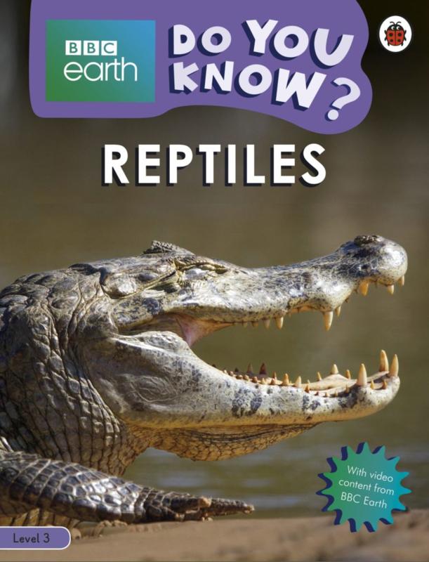 Do You Know? – BBC Earth Reptiles