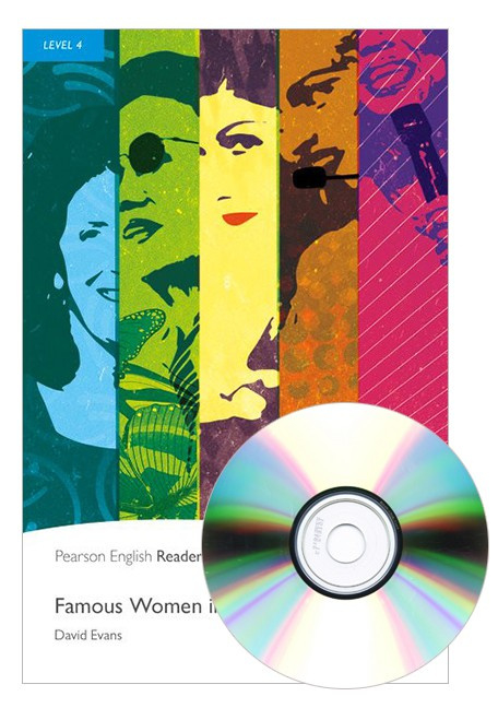 Famous Women in Business Book & CD Pack