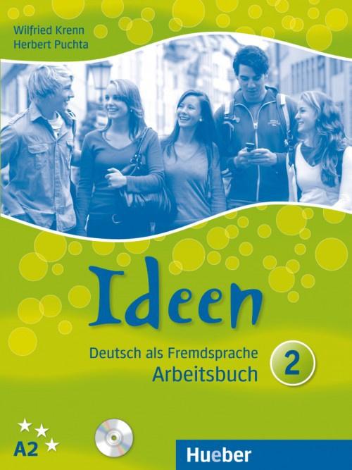 Ideen 2 Werkboek met 2 Audio-CDs bij het Werkboek