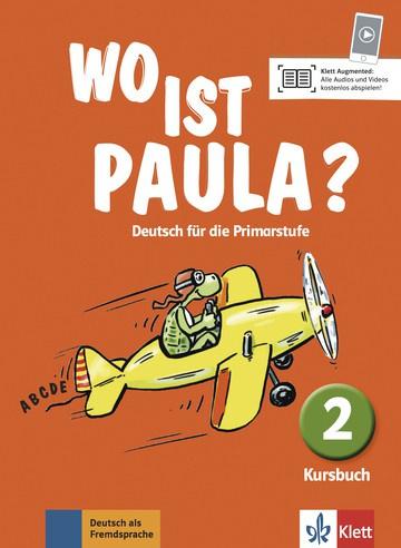 Wo ist Paula? 2 Studentenboek