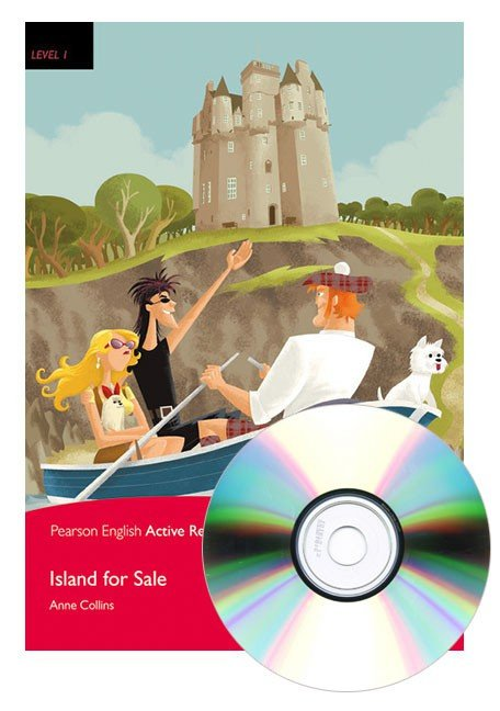 Island for Sale Book & Multi-ROM Pack