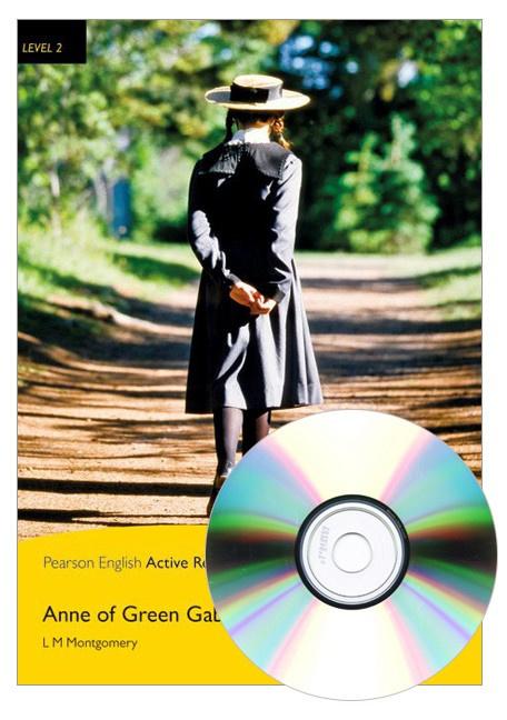 Anne Green Gables Book & Multi-ROM Pack
