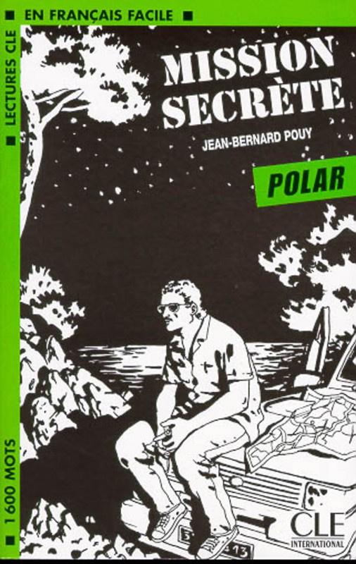 Mission secrète - Niveau 3 - Polars - Livre