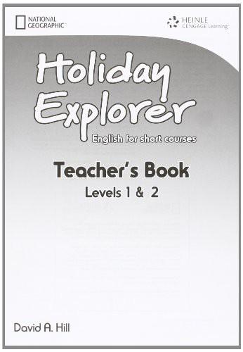 Holiday Explorer 1-2 Teacher's Book