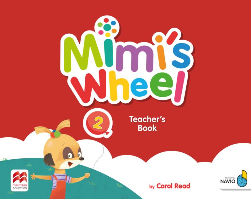 Mimi's Wheel Level 2 Teacher's Book with Navio App
