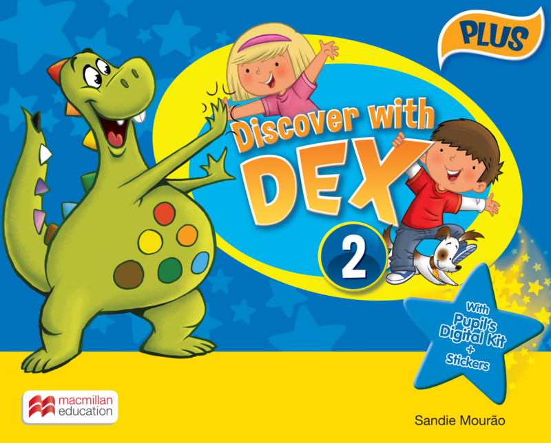 Discover with Dex Level 2 Pupil's Book Pack Plus