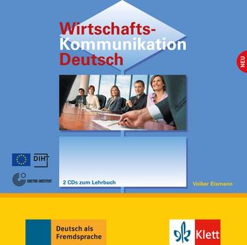 Wirtschaftskommunikation Deutsch NEU 2 Audio-CDs