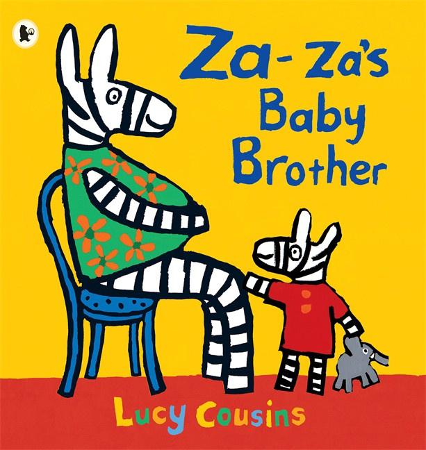 Za-za's Baby Brother (Lucy Cousins)