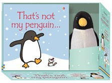 That's not my penguin... book and toy