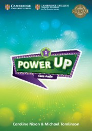 Power Up Level1 Class Audio CDs