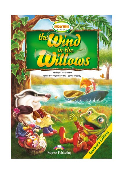 The Wind In The Willows Teacher's Book