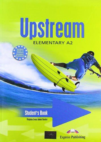 Upstream Elementary Student's Book With Cd