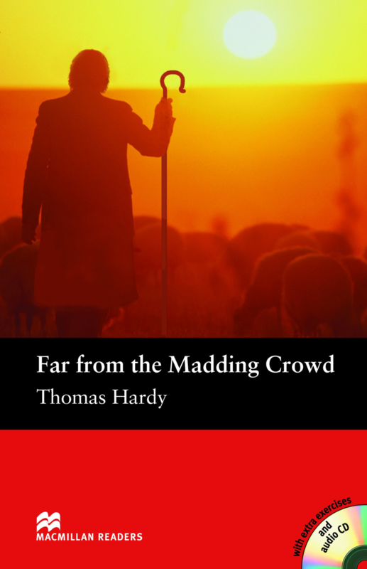 Far from the Madding Crowd  Reader with Audio CD
