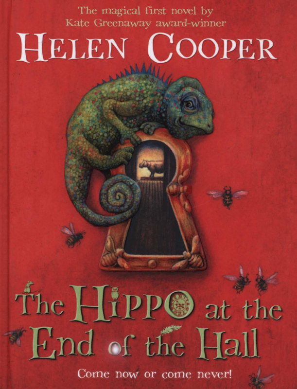The Hippo at the End of the Hall Hardcover