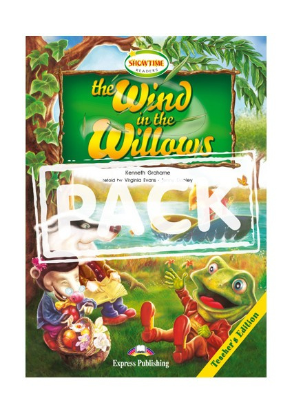 The Wind In The Willows T's Pack