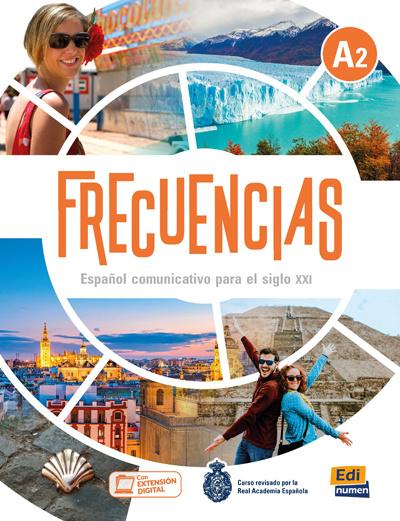 Frecuencias A2 - Libro del estudiante (Libro + eBook + Extensión digital)